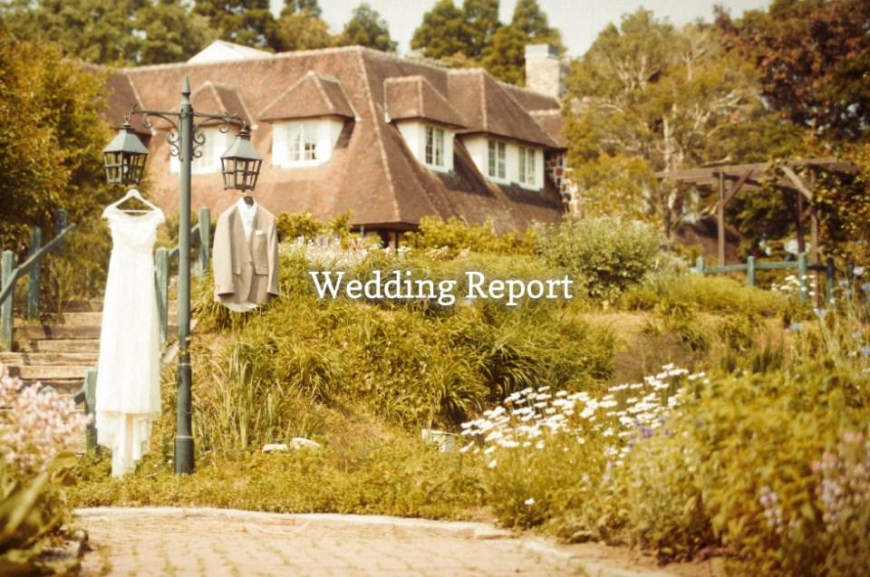 結婚式の事例紹介|ライフスタイルオーダーのウェディングスーツ
