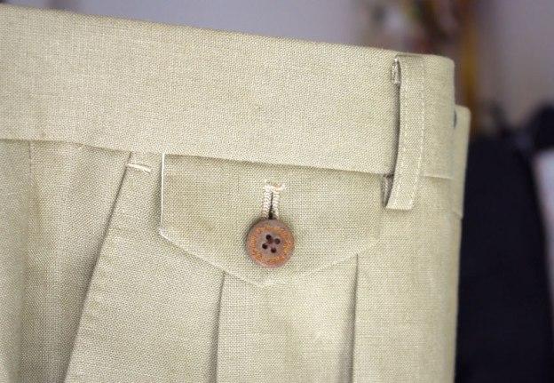 パンツ時計ポケット