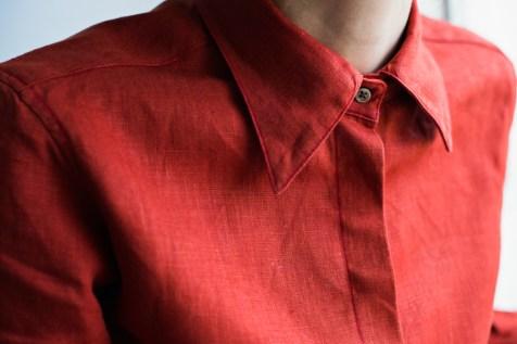 レギュラーカラーシャツ,レディースセットアップスーツ