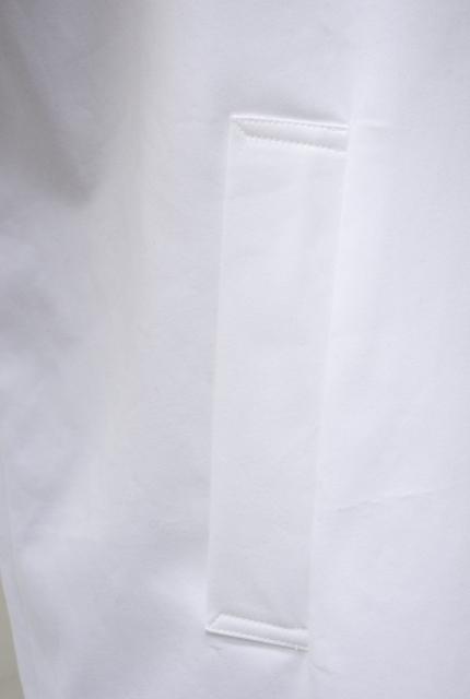 ステンカラーコートオーダー|ハコポケット