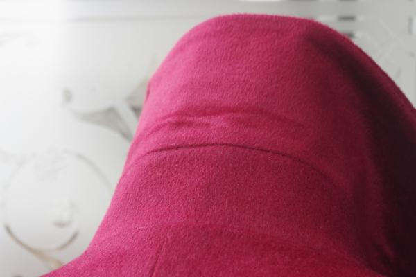 オーダーメイドコート|カシミヤ後ろ衿