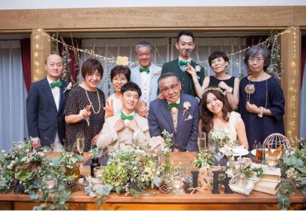 三橋の森ラ・クラリエール 結婚式のウェディングスーツ