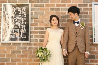 PARADAISE GARAGE|タブロイド|結婚式のウェディングスーツ
