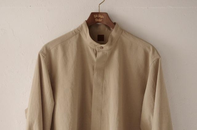 カジュアルなオーダーシャツ