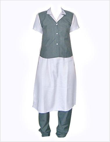 Shirt, Tie, Pinafore, Salwar... WTH?