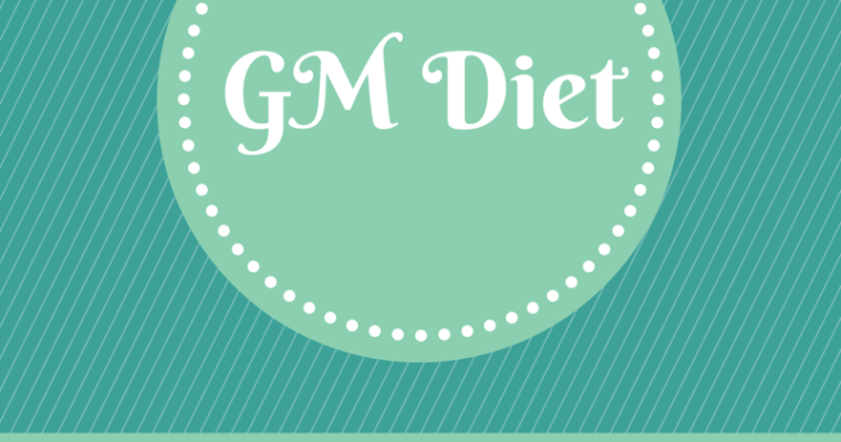 Vegetarian Indian GM Diet Day 3 : My Experience