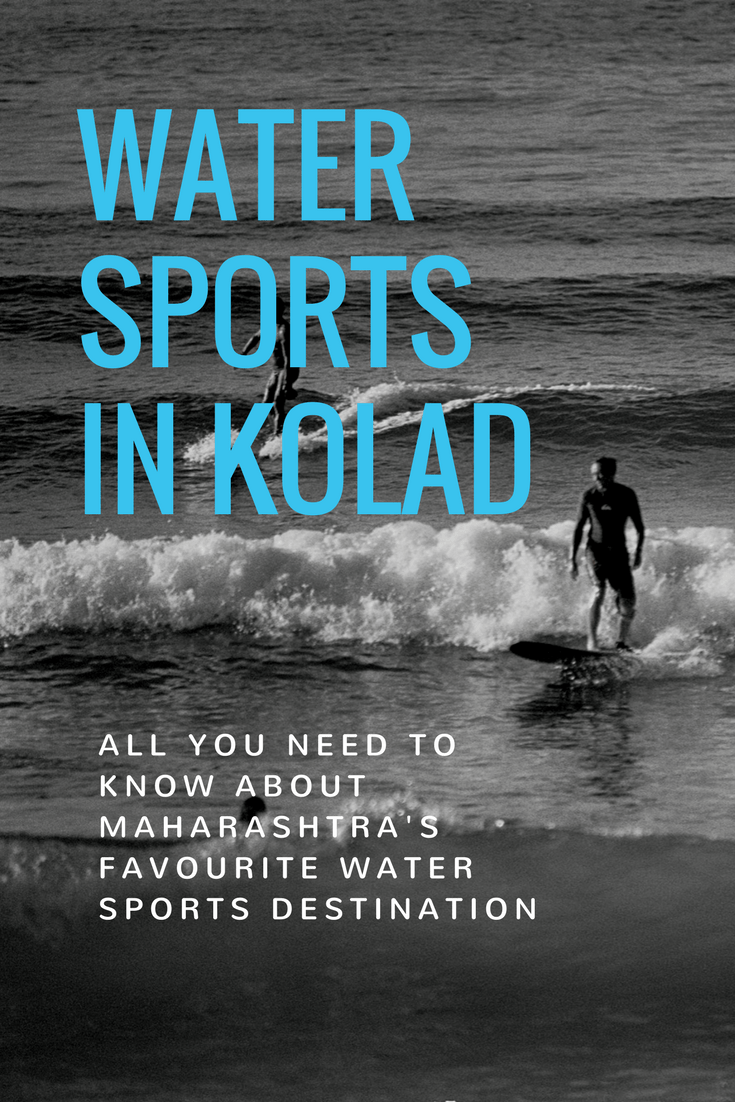 Water Sports and River Rafting in Kolad