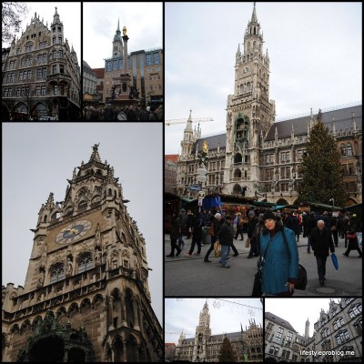 Munich Sightseeing Marienplatz