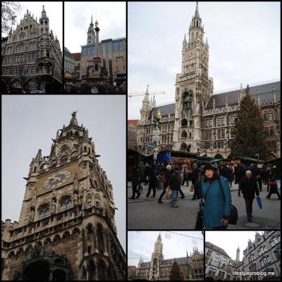 Munich Sightseeing Marienplatz