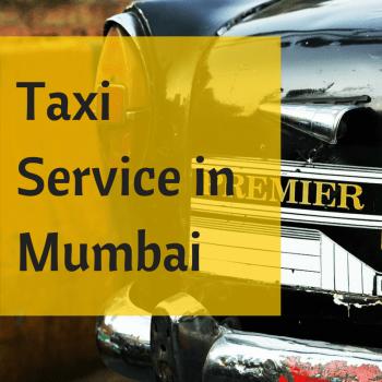Taxi Service in Mumbai