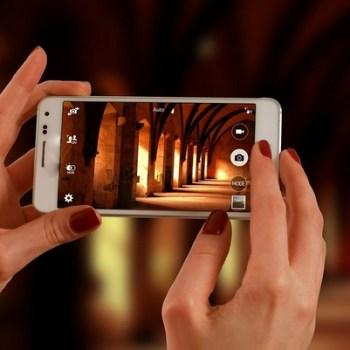Night photographs Smartphone