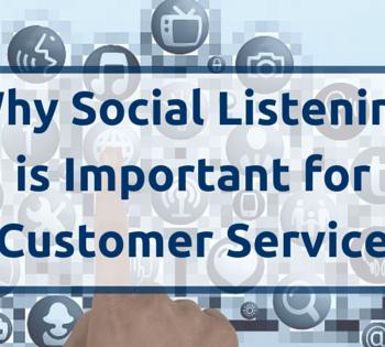Social Listening for Customer Service