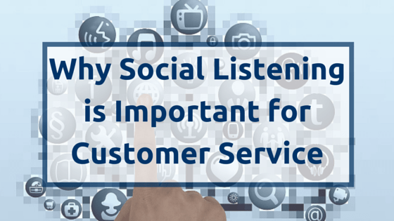 Social Listening for Customer Service