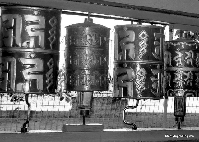 Prayer Wheels, Sikkim, India