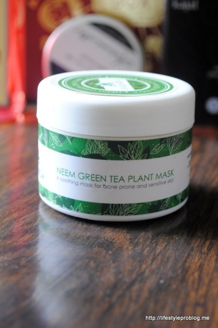 My Envy Box August Suganda Mask