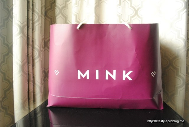 Mink Laundry Packaging