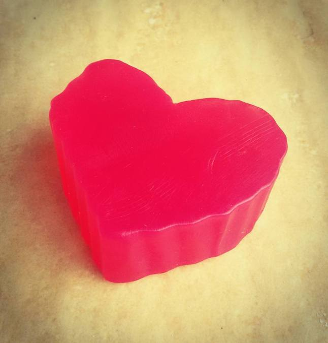 Nature's Love Rose Soap by Alanna - Naturally Beautiful