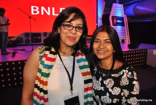 With Archana Kapoor
