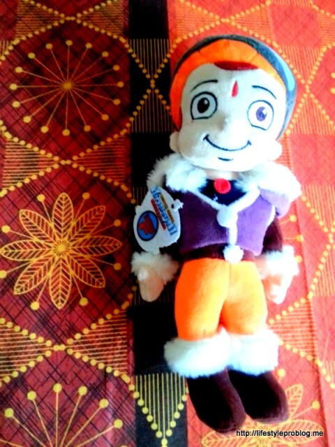 Chhota Bheem Himalayan Adventure Toy on Flipkart Li'l Stars