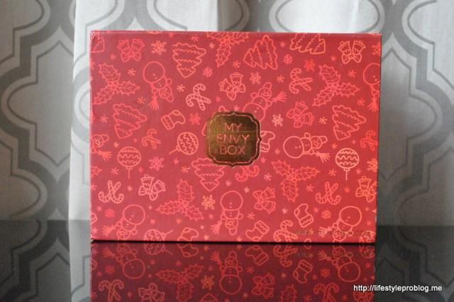 My Envy Box December 2015