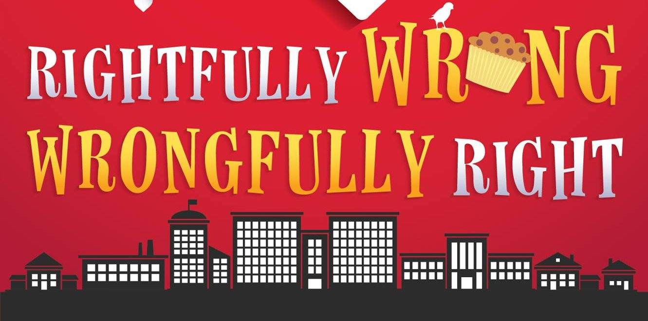 Rightfully Wrong Wrongfully Right by Varsha Dixit #BookReview