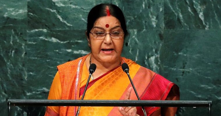 Sushma Swaraj's Sartorial Choices at the UN Speech: What They Mean
