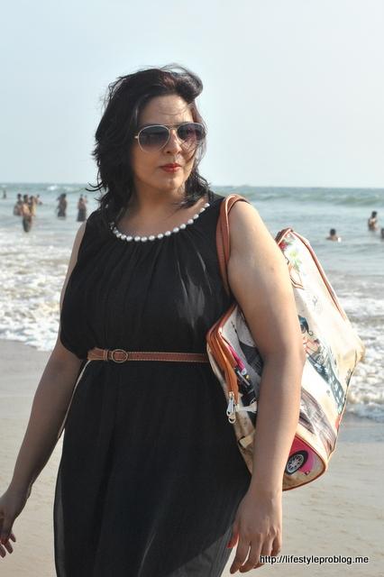 Black Maxi Beach 2