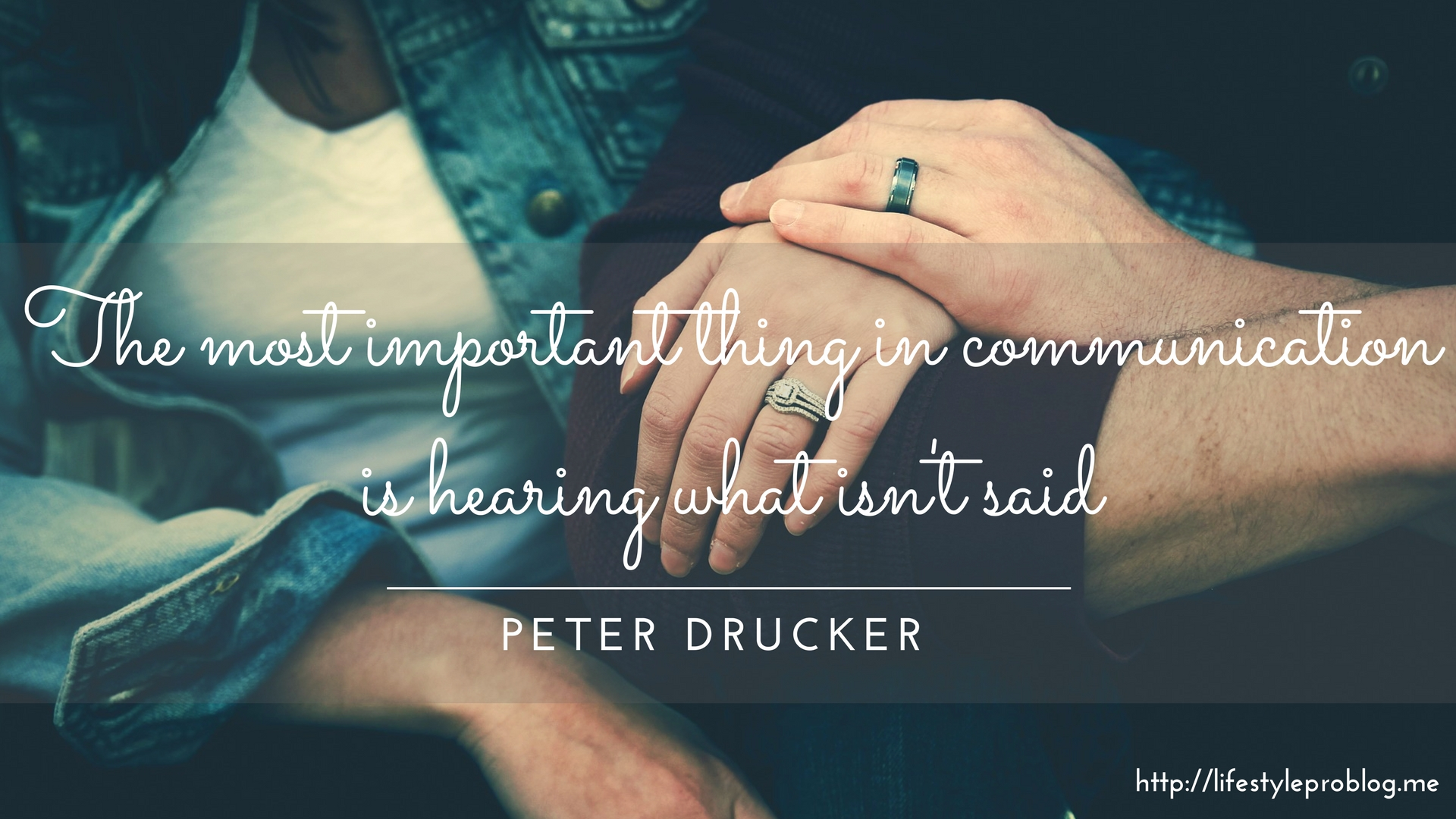 #AtoZChallenge : Peter Drucker Quote