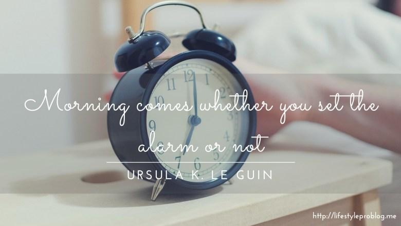 Ursula K Le Guin Quote