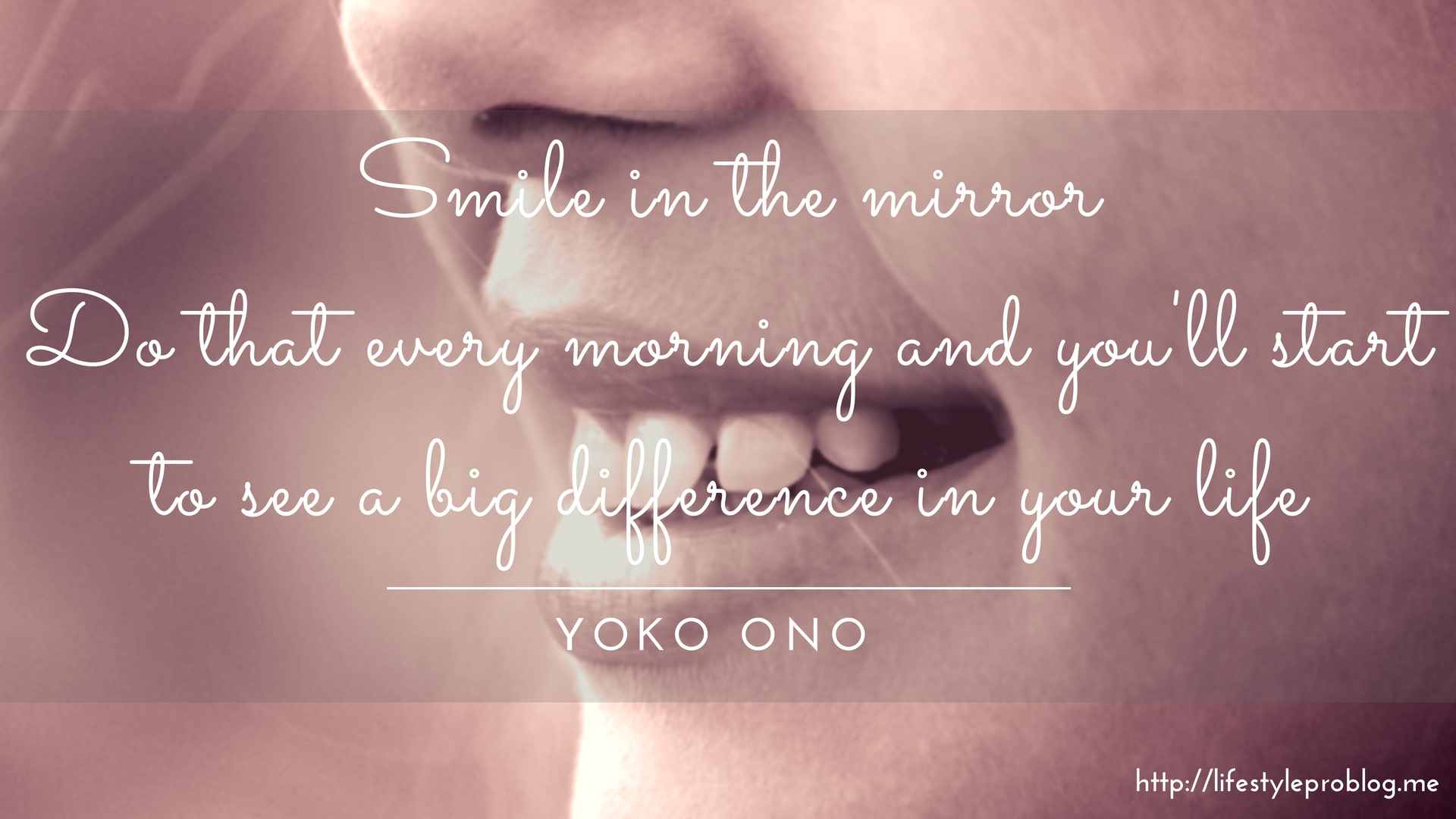 #AtoZChallenge : Yoko Ono Quote