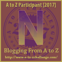 A to Z Challenge N