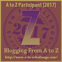 A to Z Challenge Z