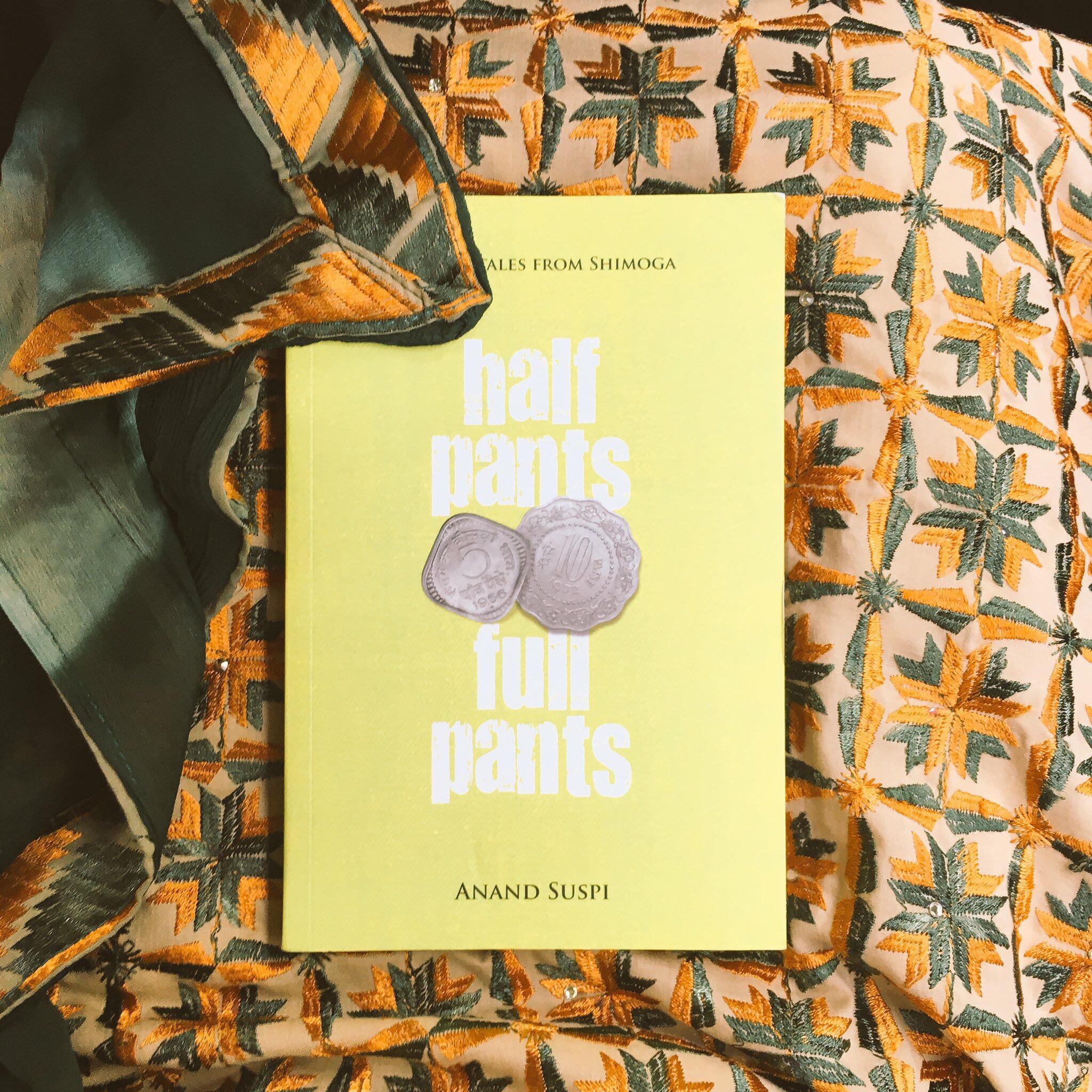 Half Pants Full Pants: #BookReview and #Giveaway