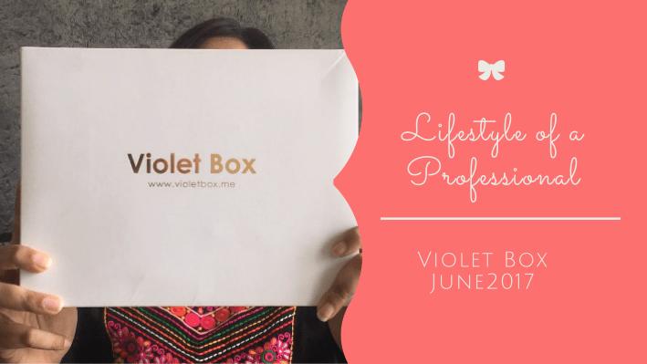 Violet Box May - June 2017