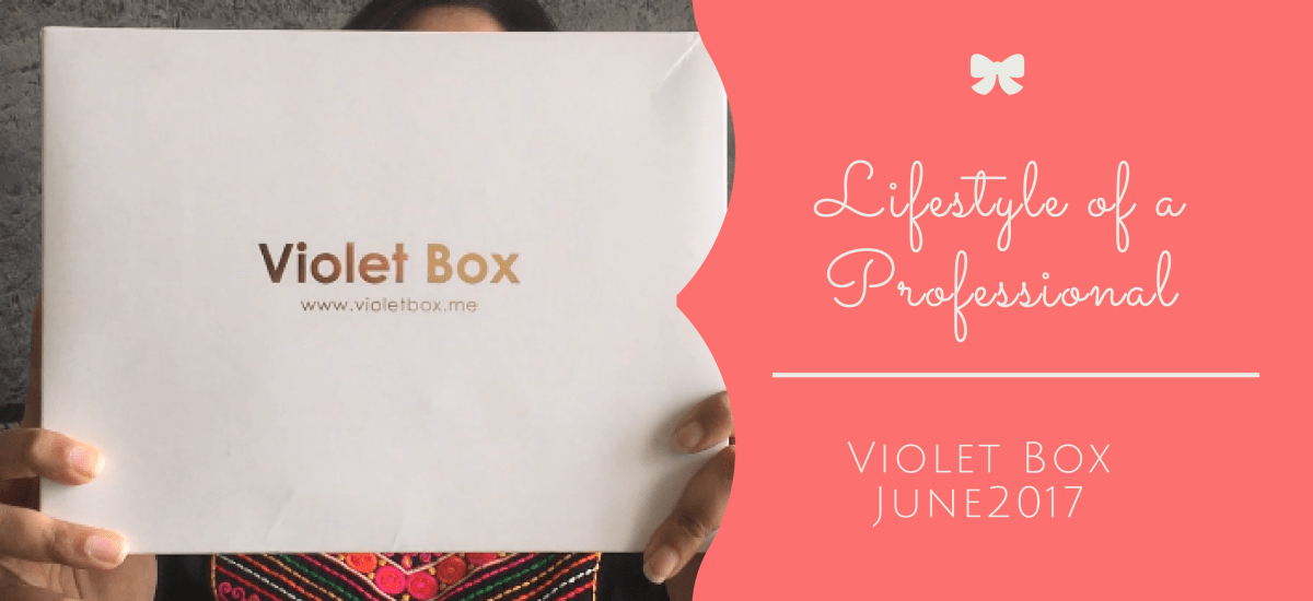 Violet Box May-June 2017 Unboxing, Review and a Promo Code