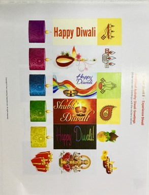 iDiwaliinteractive Diwali story activity book