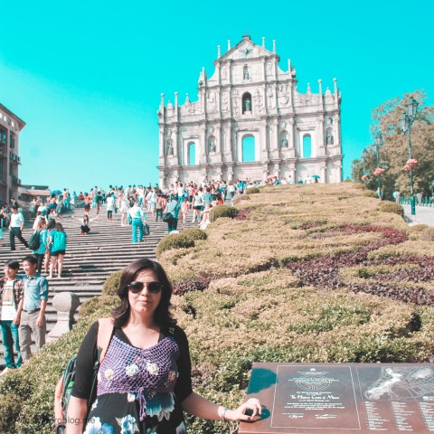 Solo Traveling Macau