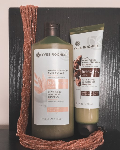 Yves Rocher Shampoo Conditioner - Blog