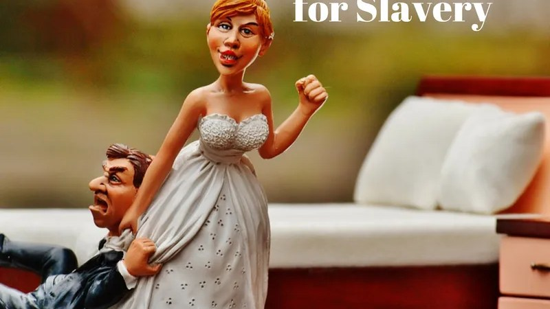 submission is not slavery