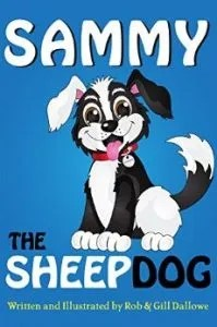 Sammy the sheep dog (Amazon)