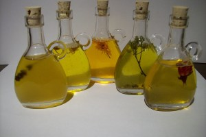 Different types of essential oils