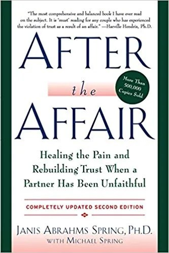 Book on How Couples Can Regain Trust in a Relationship After Infidelity