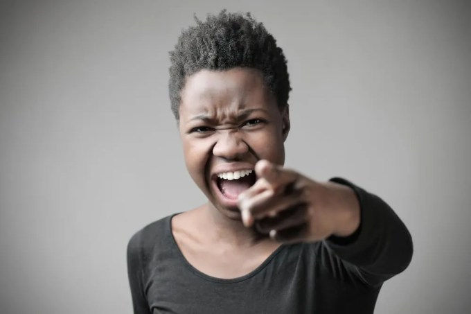 People who use social media often show signs of irritability and anger when disturbed.