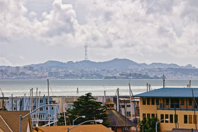 View from the Seacliff community.