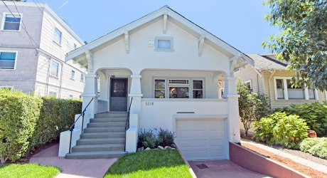 5318 Manila Avenue in Oakland, California