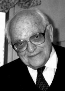Dr. Anatol Rapoport