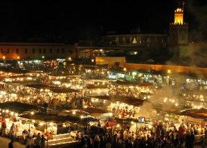 Bargain and the Contrast Principle: A Memoir at Marrakesh Markets