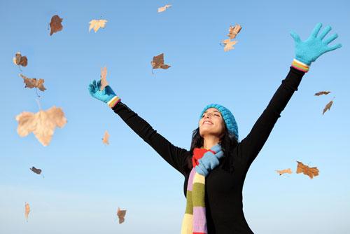 Grateful-Woman