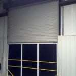 Rollaround Screens For Rollup Warehouse Doors From Advanced Screenworks Llc Lifestyle Screens