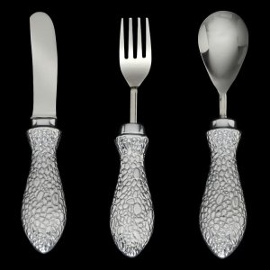 Inspired Generations Croco Utensils